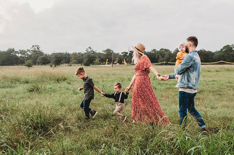Activités pour les familles