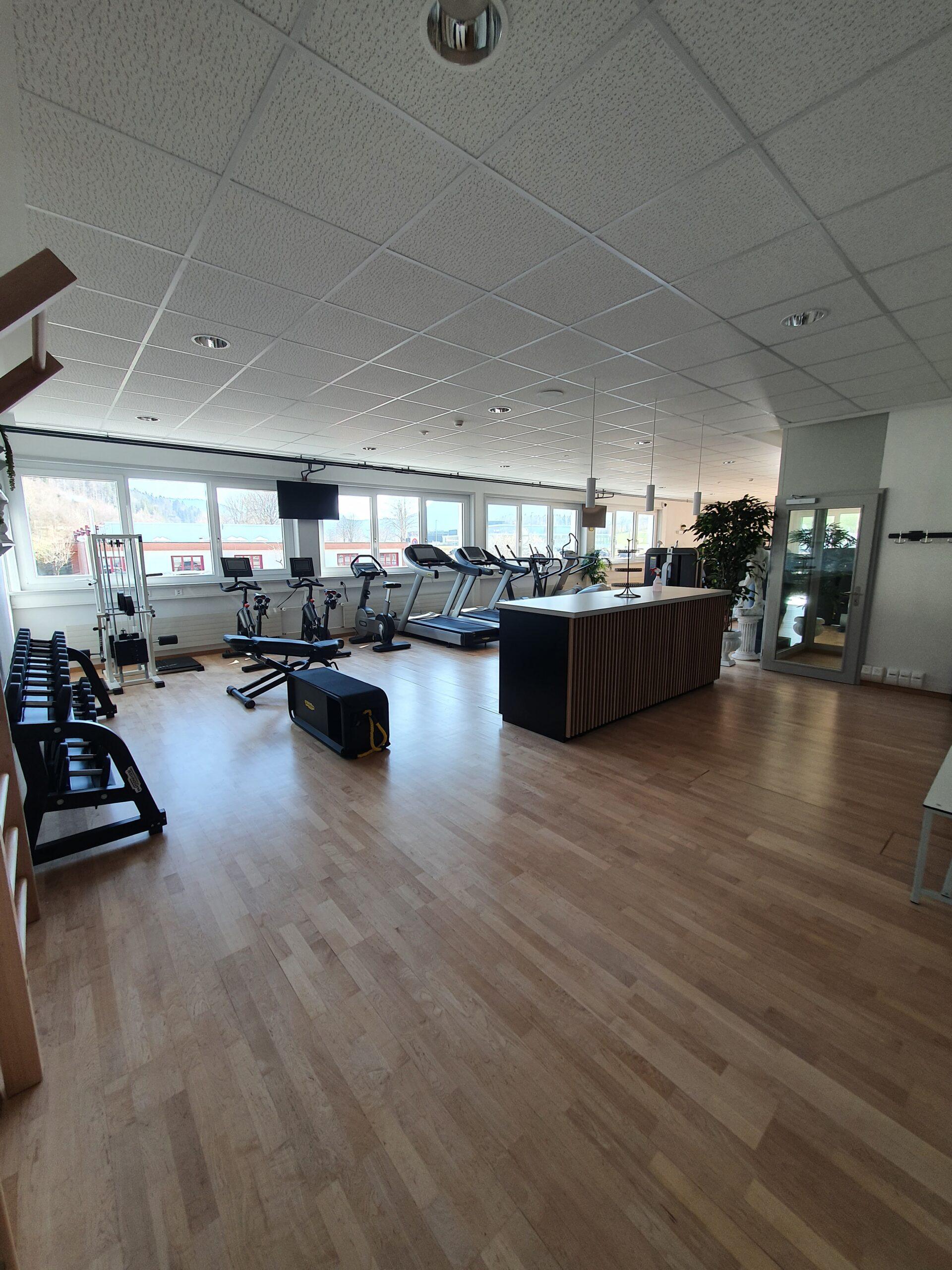 fitness espaceVAL centre SAS