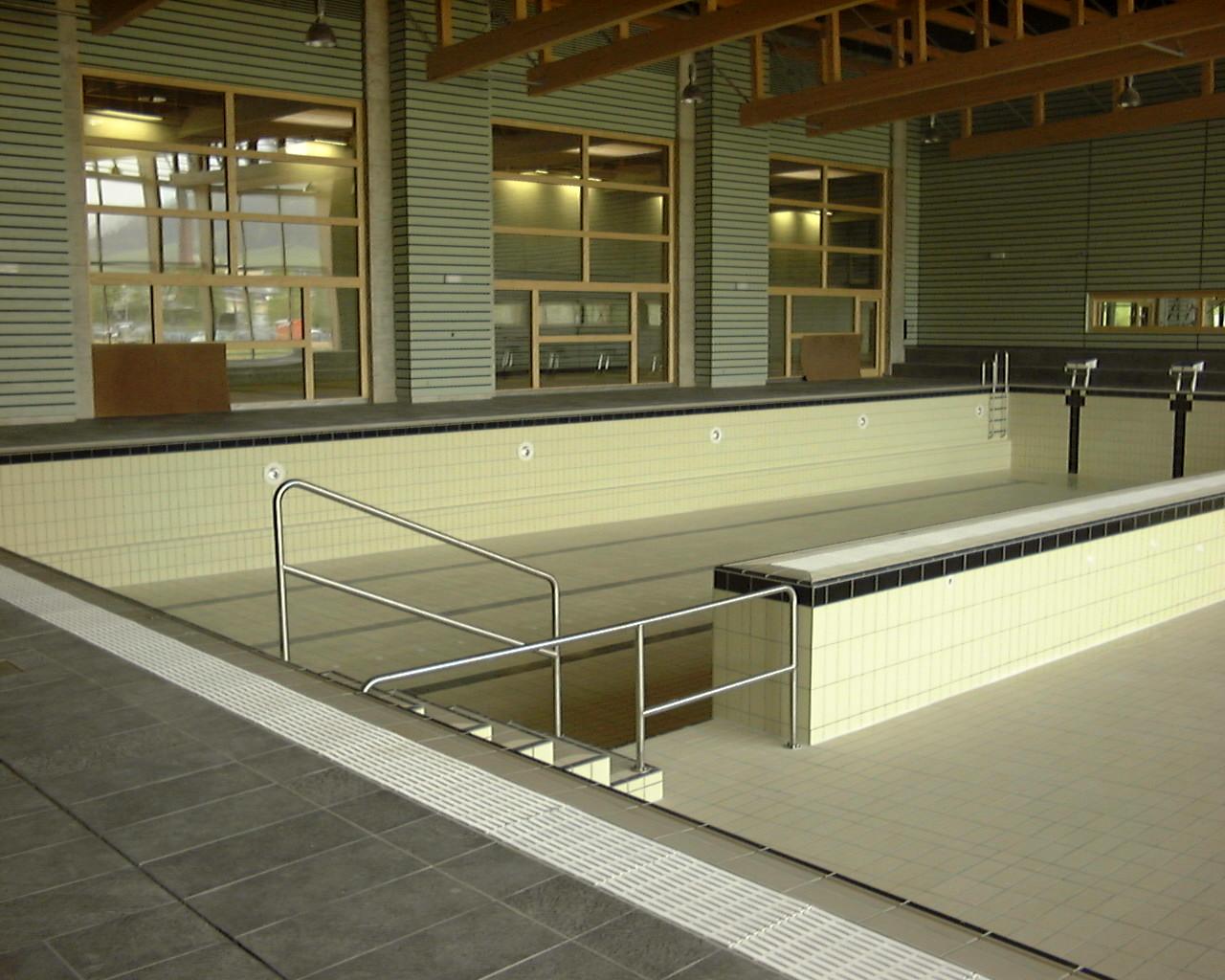piscine espaceVAL fermeture